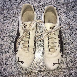 Puma sneakers 🐆